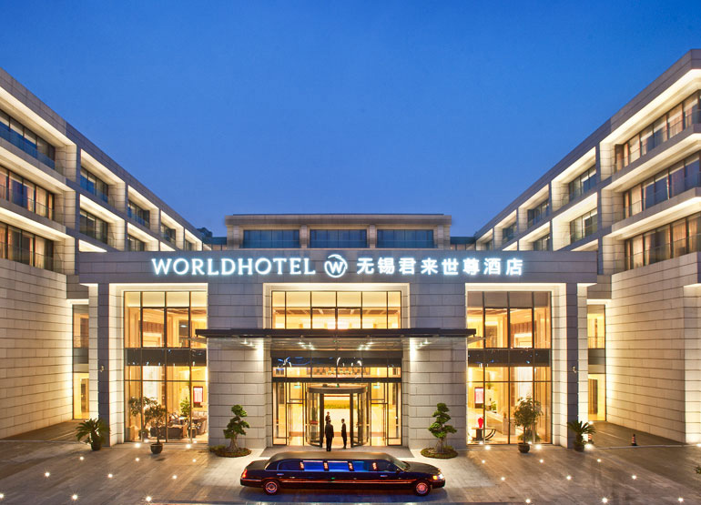 Worldhotel grand juna wuxi luxurious 5 star hotel in wuxi for 5 star hotels in